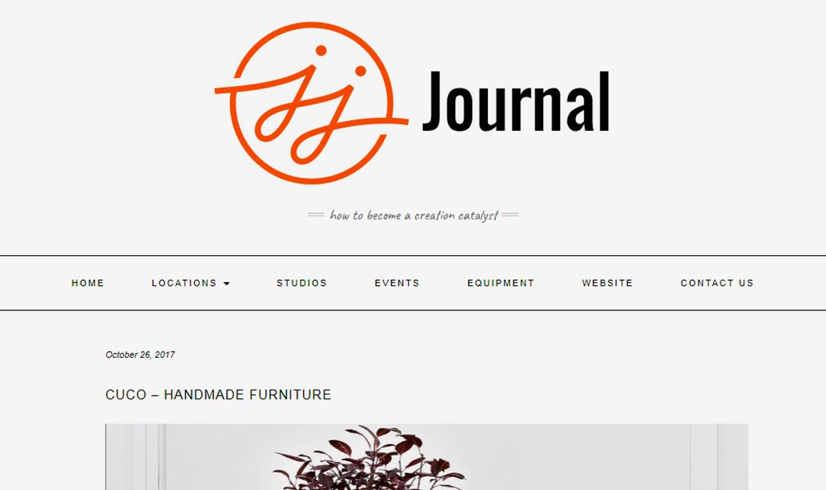 Interview dans le site JJJOURNAL