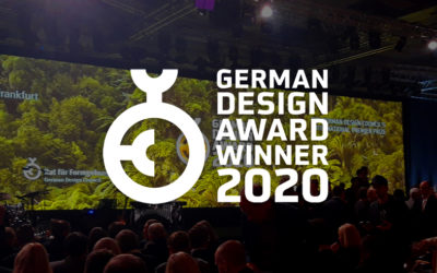 German Design Award 2020. Laureat. Table M22. Collection Nid